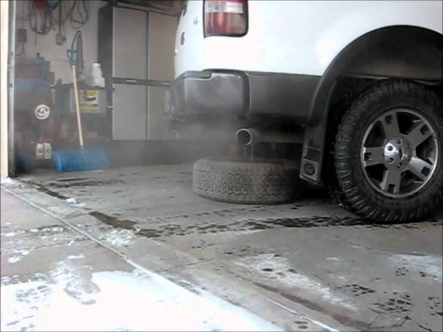2004 Ford F150 Exhaust Comparison - Borla Cat-Back
