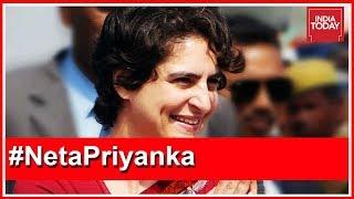 Priyanka Gandhi To Draw Congresss Mission UP Roadmap? | 5ive Live