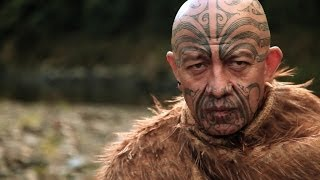Face Tattoo - Maori Ta Moko New Zealand - Te Kahautu Maxwell