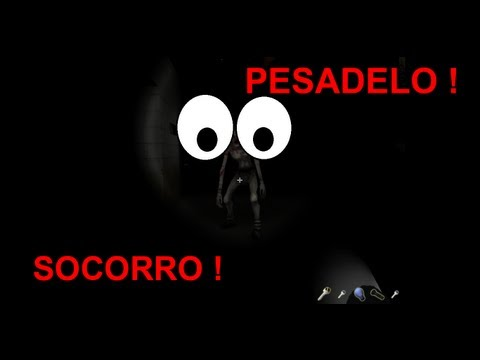 Pesadelo - O Slender Brasileiro