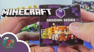 Có gì bên trong khối Obsidian Minecraft series 4 ToyStation 252