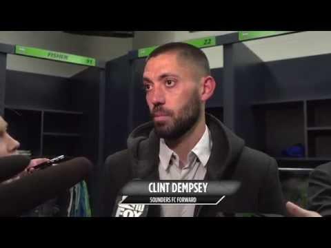 Interview: Clint Dempsey post-match vs Portland Timbers
