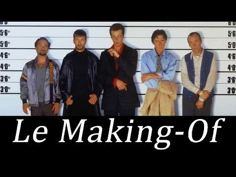 Usual Suspects: MAKING OF VF