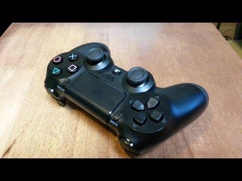 MPGT Presents: PS4 DUALSHOCK 4 - Partial Review & Comparison (Pre PS4 Release) 720p HD