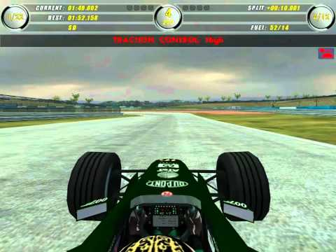 EA Sports F1 2002 Game Review