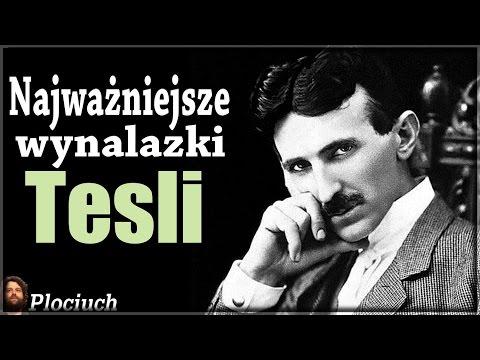 Plociuch #384 - Najważniejsze Wynalazki Tesli