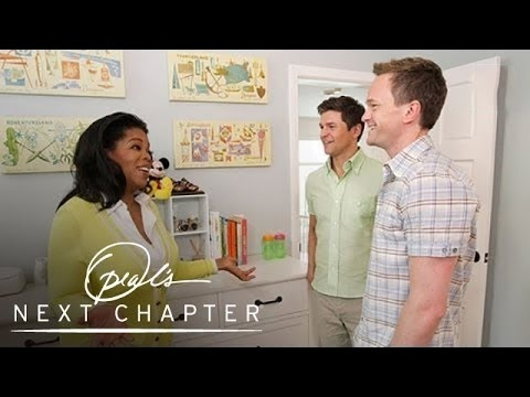 Tour Neil Patrick Harris and David Burtka's Home - Oprah's Next Chapter - Oprah Winfrey Network