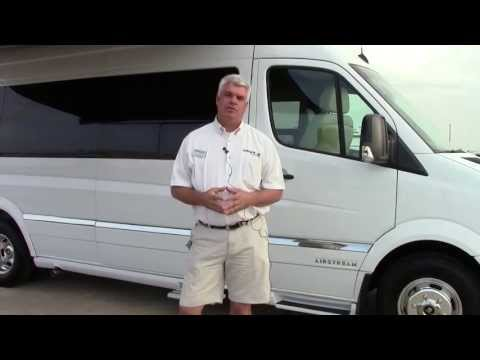 New 2014 Airstream Interstate 3500 Class B Luxury Motorhome RV - Hol