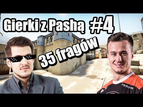 Gierki z Pashą #4 JW, Pasha i izakCARRY