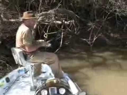 Pescaria De Traíras Com Iscas Naturais Em Porto Amazonas - PR - Parte 1
