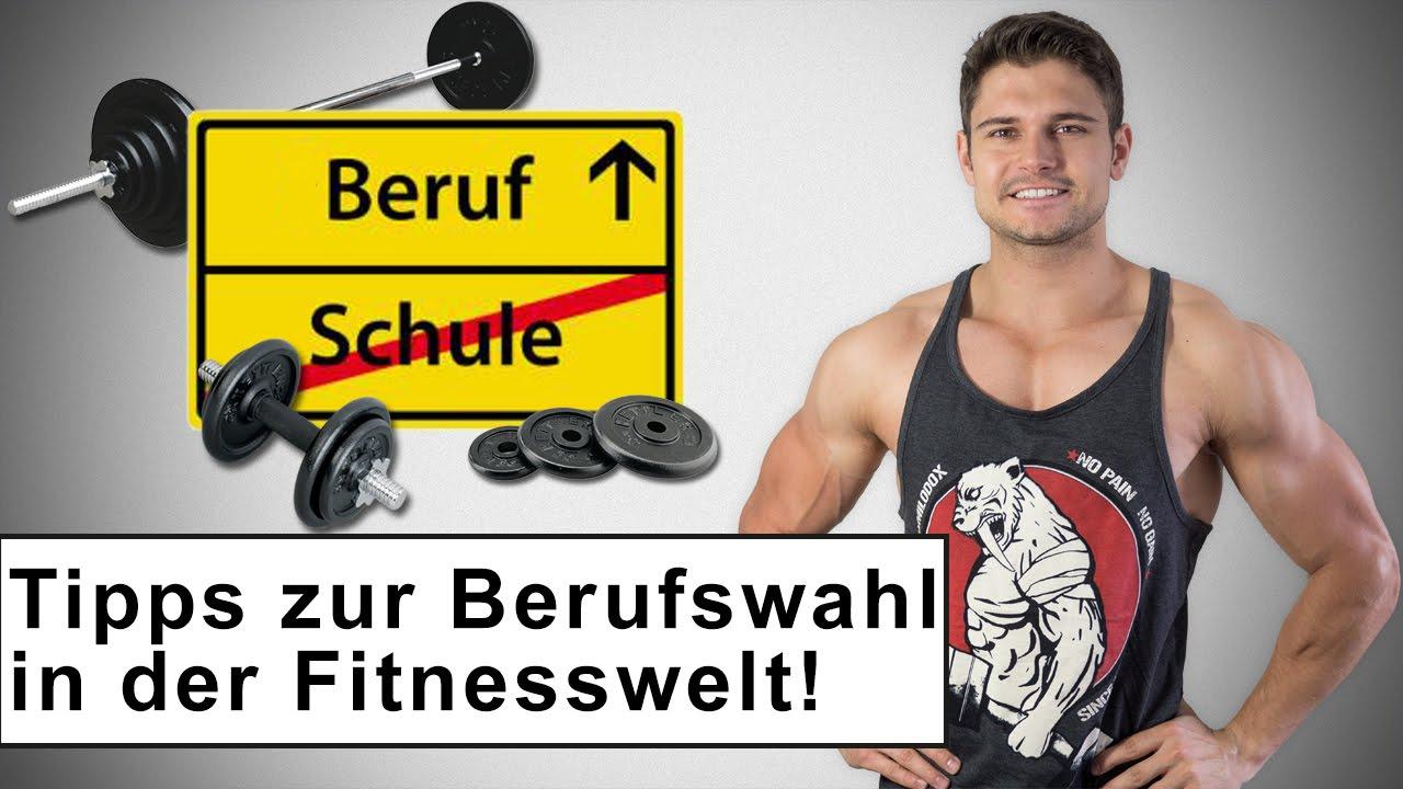 Arbeiten in der Fitnesswelt - Tipps und Einblicke