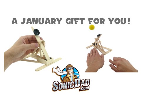 Free SonicDad download for January