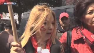 التونسيون يحيون ذكرى الاستقلال