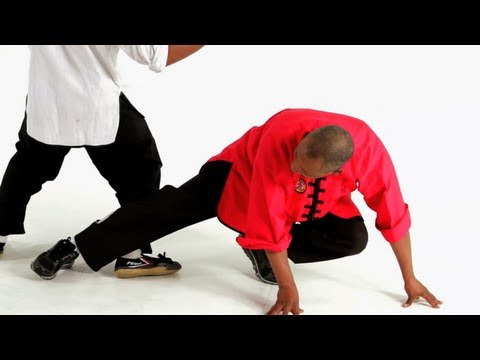 How to Do Sweep of 18 Hands Techniques | Shaolin Kung Fu Image 1