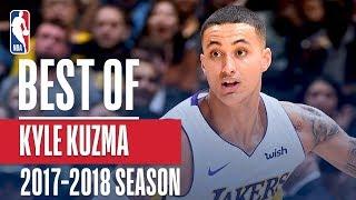 Kyle Kuzma's Rookie Season Highlight Reel