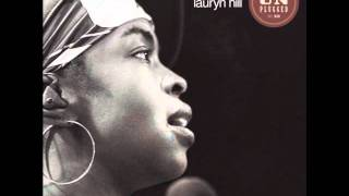 Lauryn Hill Just Like Water Unplugged