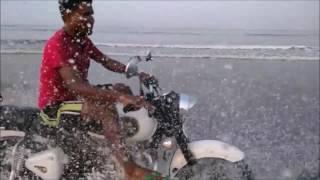 Bullet Into The Waves | Diveagar Beach