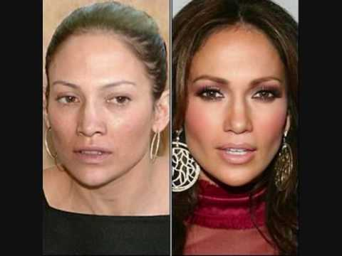 ugly celebrities without makeup