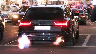 Wörthersee 2019: Audi R8 Twin Turbo, Golf R 2-Step, S6 C7 Flames, RWB 930 & More