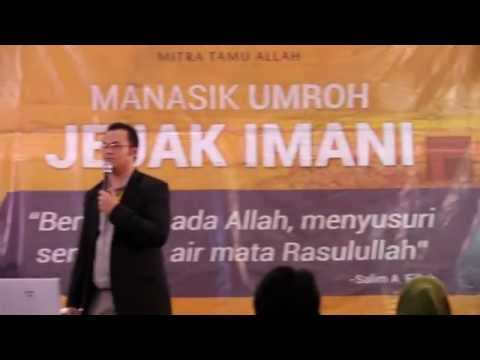 Youtube travel umroh jejak imani