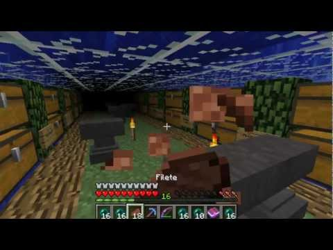 Minecraft Review 1.5.1 [LIBROS OMG]