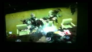 call of duty black ops zombies FIVE هكر في شوط