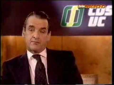 Mario Conde Candidato del CDS.