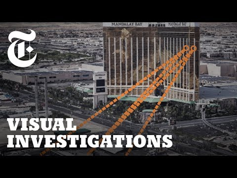 Mapping the Las Vegas Massacre