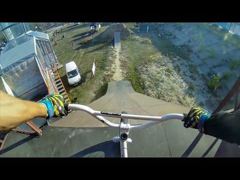 GoPro BMX Bike Riding №2 #БМХЗАКОПЕЙКИ  Dirt+Street