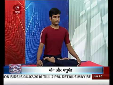 TOTAL HEALTH  Yoga and Diabetes