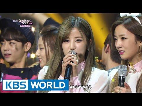 Music Bank - English Lyrics   뮤직뱅크 – 영어자막본 (2014.12.21) video