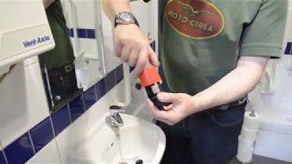 How to use the Amtech Universal Tap Adaptor