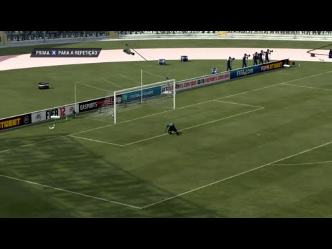 FIFA 12 - Chuck Norris vs Barcelona - Gameplay