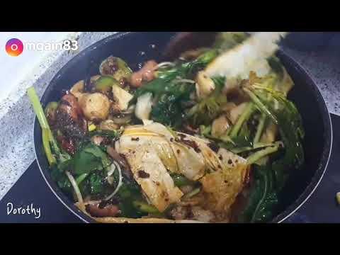 마라샹궈 만들기麻辣香锅