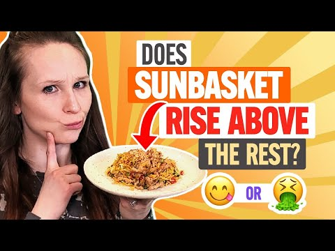 Download Lagu ☀️ Sun Basket Review:  How Good Is This Clean & Organic Meal Kit?.mp3