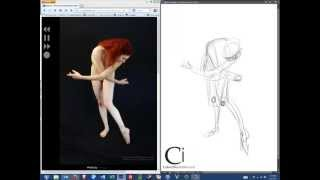Figure Drawing Session #1