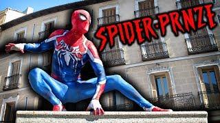 SPIDER-PRNZE / ¡MI PROPIO TRAJE DE SPIDER-MAN!!! 💪