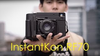 MiNT InstantKon RF70!!! The WIDE Camera Experience!!!!