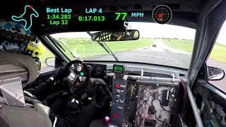 Champ Car - Harris Hill Raceway - March 2019 - Bryan Whitehead - Hacura Racing
