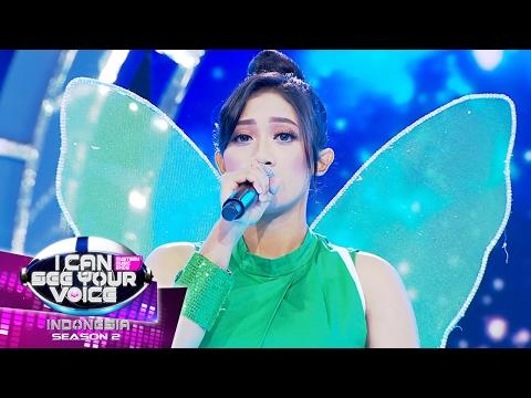 download lagu Amazing! Suara TinkerBell Diluar Dugaan! Keren Banget!  - I Can See Your Voice Indonesia 13/2 gratis