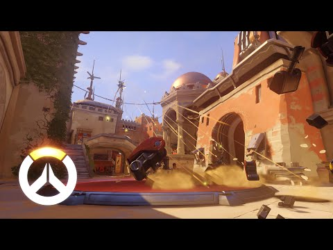 Pharah Ability Overview   Overwatch