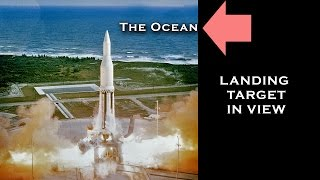 Rockets Do Not Go To Space - Audio of Eyewitness Account