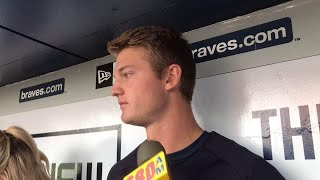 Mike Soroka on going to disabled list