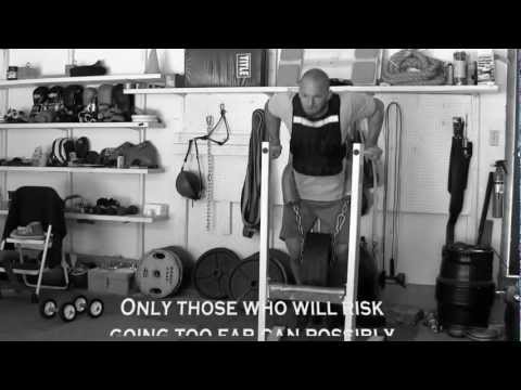 Motivation video Ross Enamait.