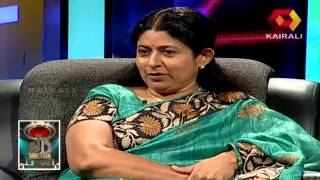 Actress Jalaja talks about actress Shoba's suicide