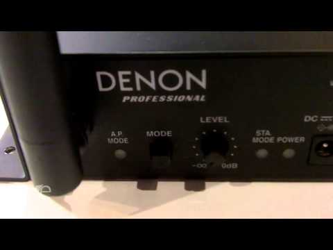 ISE 2015: Denon Professional Highlights DN-200WS Wi-Fi Audio Streamer