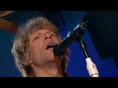 Bon Jovi Lost Highway The Concert 2007 video