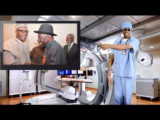 DR  Damages ep 168: Jonathan Vs. Buhari: Who's Up, Who's Down.