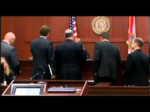 George Zimmerman Jury Selection - Day 1 - Part 2