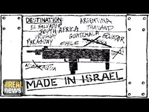UK Document Reveals Unexpected Customers for Israeli Arms